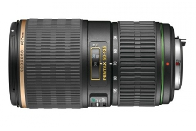 Pentax smc DA 50-135mm f/2,8 ED [IF] SDM