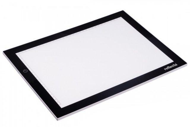 REFLECTA Led Light Pad A4+ Super Slim prosvětlovací pult 21x31cm