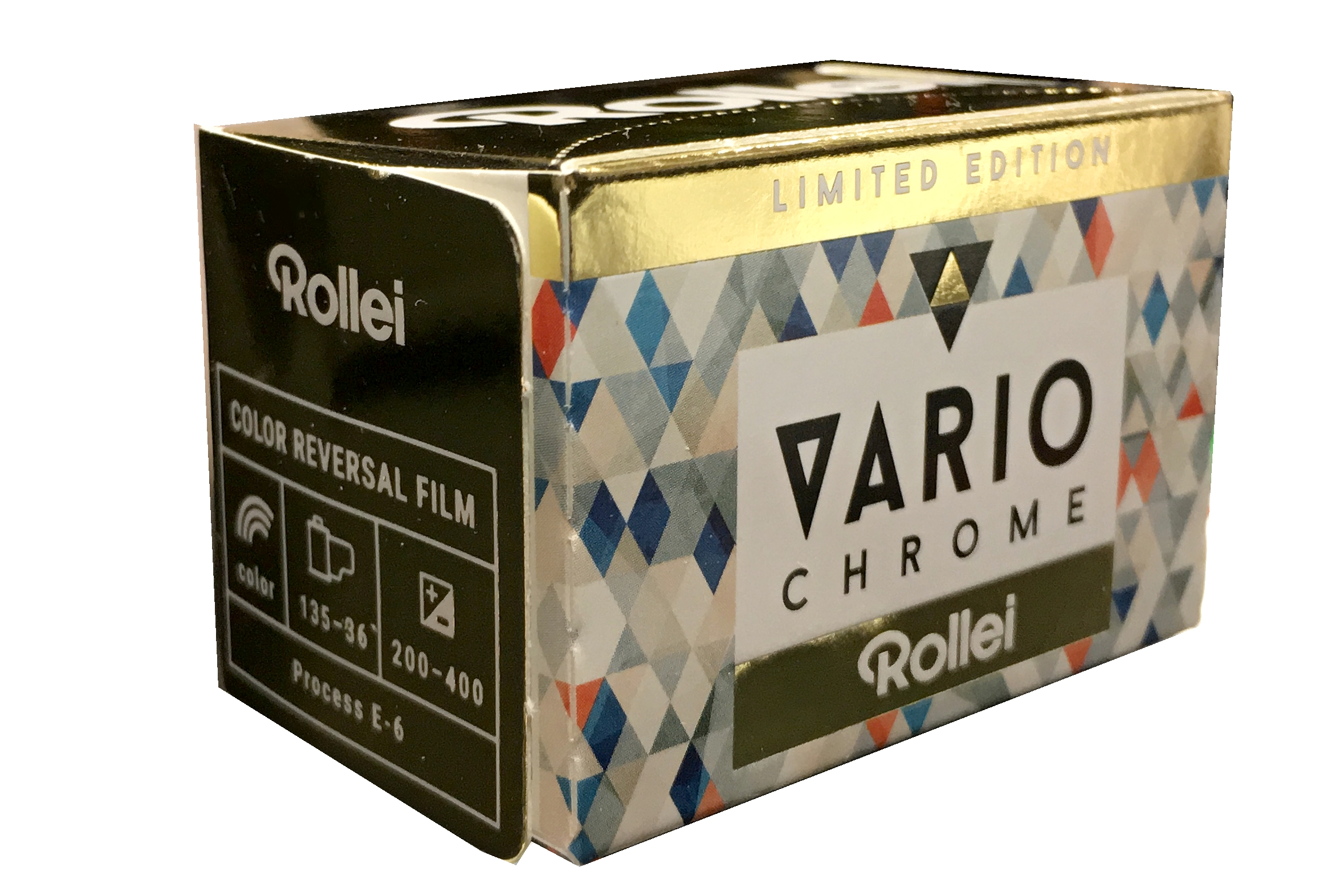 ROLLEI Vario Chrome 200-400/36 Limited Edition