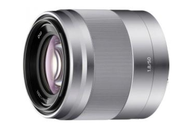 SONY E 50mm f/1,8 OSS
